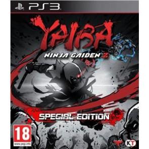 PS3 YAIBA : NINJA GAIDEN Z - SPECIAL EDITION (EU)