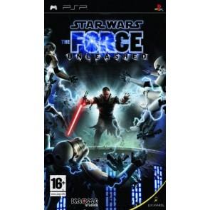 PSP STAR WARS : THE FORCE UNLEASHED (EU)