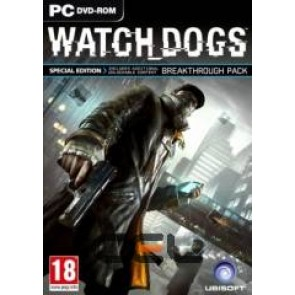 PCCD WATCH DOGS SPECIAL EDITION (ENGLISH PACK)