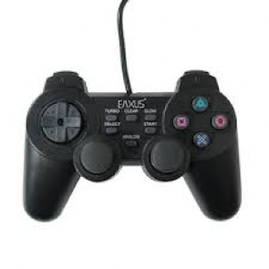 PCCD EAXUS ANALOG CONTROLLER DOUBLE SHOCK II (PS3 COMPATIBLE) EU