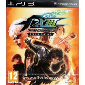 PS3 KING OF FIGHTERS XIII DELUXE EDITION (EU)