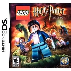 NDS LEGO HARRY POTTER : YEARS 5–7 (EU)