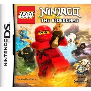NDS LEGO NINJAGO : THE VIDEOGAME (EU)
