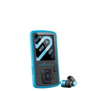 ES-MP4 SLIM3 ELECTRIC BLUE 4GB
