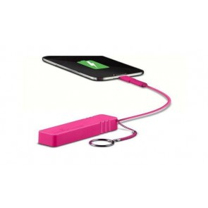 ES-POWER BANK 2200mAh. FUCHSIA