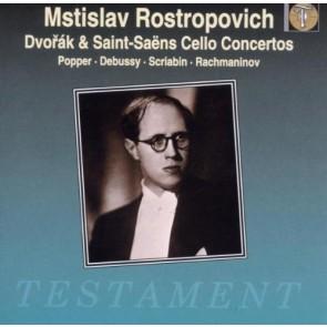 Dvorak/Mstislav Rostropovich