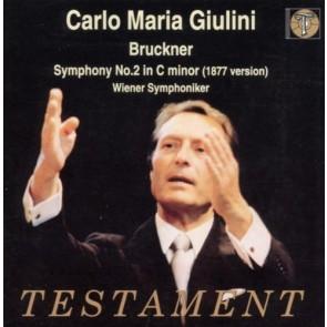 Bruckner /Carlo Maria Giulini conducts Symphony No. 2