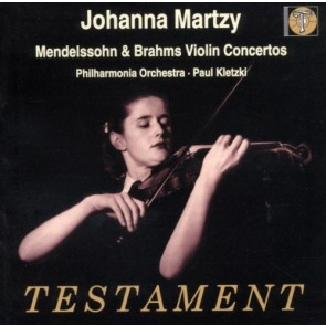 Martzy / Mendelssohn, Mozart