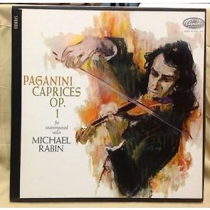 Michael Rabin /Paganini: Violin Caprices, Op.1