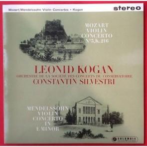 Kogan/Mendelssohn, Mozart