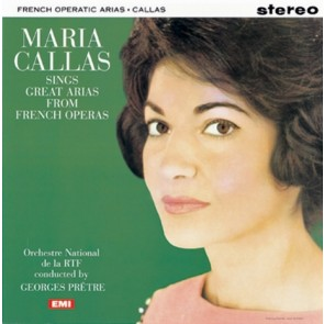 MARIA CALLAS-GREAT ARIAS FROM FRENCH OPERAS