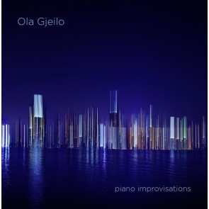 GJEILO: PIANO IMPROVISATIONS (VINYL)