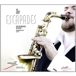 ESCAPADES (2LP)