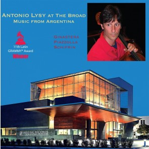 ANTONIO LYSY AT THE BROAD