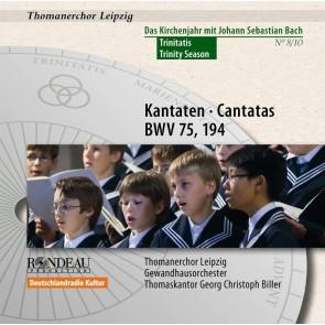 Kantaten BWV 75,194