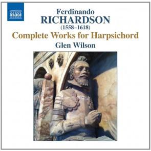 RICHARDSON: Works f.Harpsichord