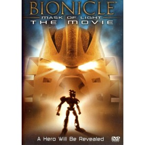 BIONICLE Η ΜΑΣΚΑ ΤΟΥ ΦΩΤΟΣ (DVD)