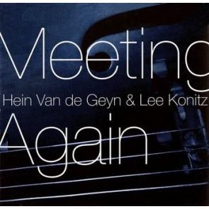 MEETING AGAIN-KONITZ LEE/HEIN VAN DER GEYN