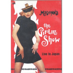 MADONNA THE GIRLIE SHOW LIVE IN JAPAN
