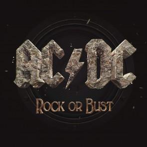 ROCK OR BUST (LP&CD)
