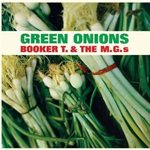 GREEN ONIONS -COLOURED-