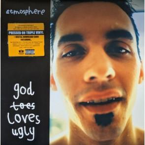 GOD LOVES UGLY -REISSUE-