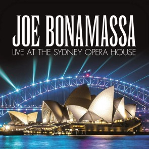 LIVE AT THE SYDNEY OPERA