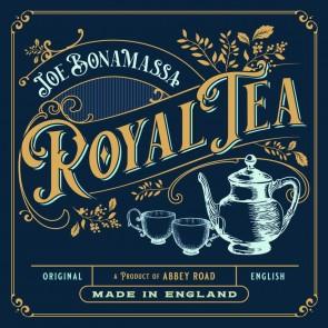 ROYAL TEA -COLOURED-Transparent Vinyl 2LP
