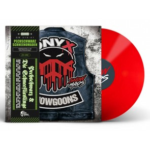 SNOWMADS LP RED