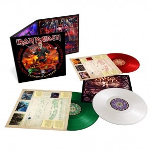 NIGHTS OF THE DEAD - LEGACY OF THE BEAST - LIVE IN MEXICO CITY - TRIPLE COLOUR