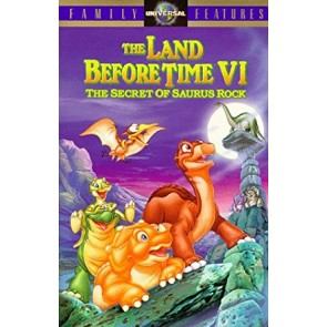 LAND BEFORE TIME 6: THE SECRET OF SAURUS ROCK, THE