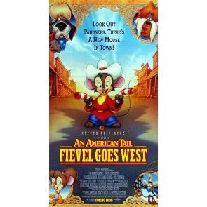 AMERICAN TAIL 2: FIEVEL GOES WEST