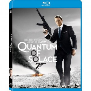 JAMES BOND 007 - QUANTUM OF SOLACE