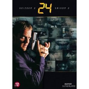 24 SEASON 2 (BOX SET)