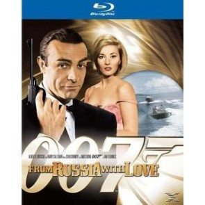 JAMES BOND 007 - ΑΠΟ ΤΗ ΡΩΣΙΑ ΜΕ ΑΓΑΠΗ U.E.