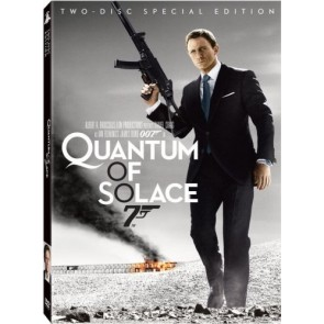 JAMES BOND 007 - QUANTUM OF SOLACE S.E.