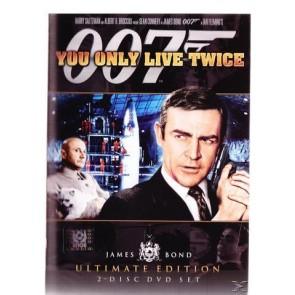JAMES BOND 007 - ΖΕΙΣ ΜΟΝΑΧΑ ΔΥΟ ΦΟΡΕΣ U.E.