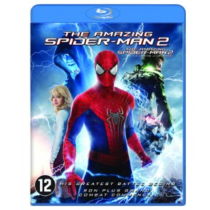 THE AMAZING SPIDER-MAN 2 BD