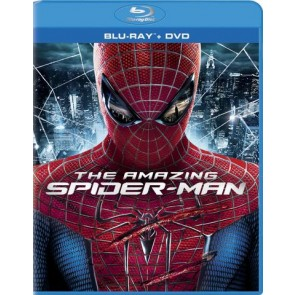 AMAZING SPIDER-MAN (3D+2D) (2 DISCS)