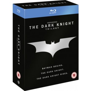 BATMAN: THE DARK KNIGHT TRILOGY