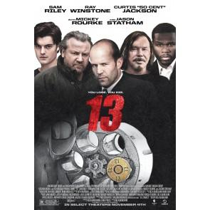 13 / NUMBER 13