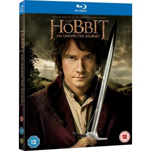 HOBBIT AN UNEXPECTED JOURNEY (1 DISC - 2D only)