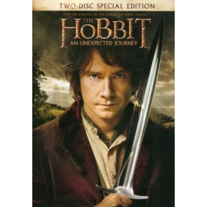 HOBBIT AN UNEXPECTED JOURNEY - 2 disc edition