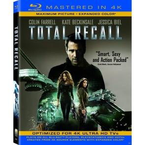 ΟΛΙΚΗ ΕΠΑΝΑΦΟΡΑ / TOTAL RECALL 2012 (4Κ)
