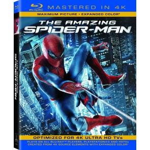 THE AMAZING SPIDERMAN (4K BD)