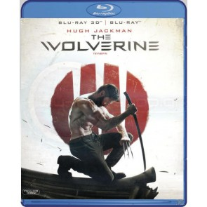 ΓΟΥΛΒΕΡΙΝ (3D+2D) BLU RAY / THE WOLVERINE (3D+2D) BLU RAY