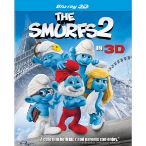 ΣΤΡΟΥΜΦΑΚΙΑ 2 / THE SMURFS 2 (3D ONLY)