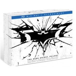 THE DARK KNIGHT TRILOGY ULTIMATE COLLECTOR'S EDITION (6 BD)