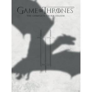 GAME OF THRONES SEASON 3: 5 DISC COLLECTOR'S EDITION INCL. POSTER