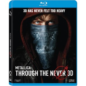 METALLICA: THROUGH THE NEVER (3D)(2D)